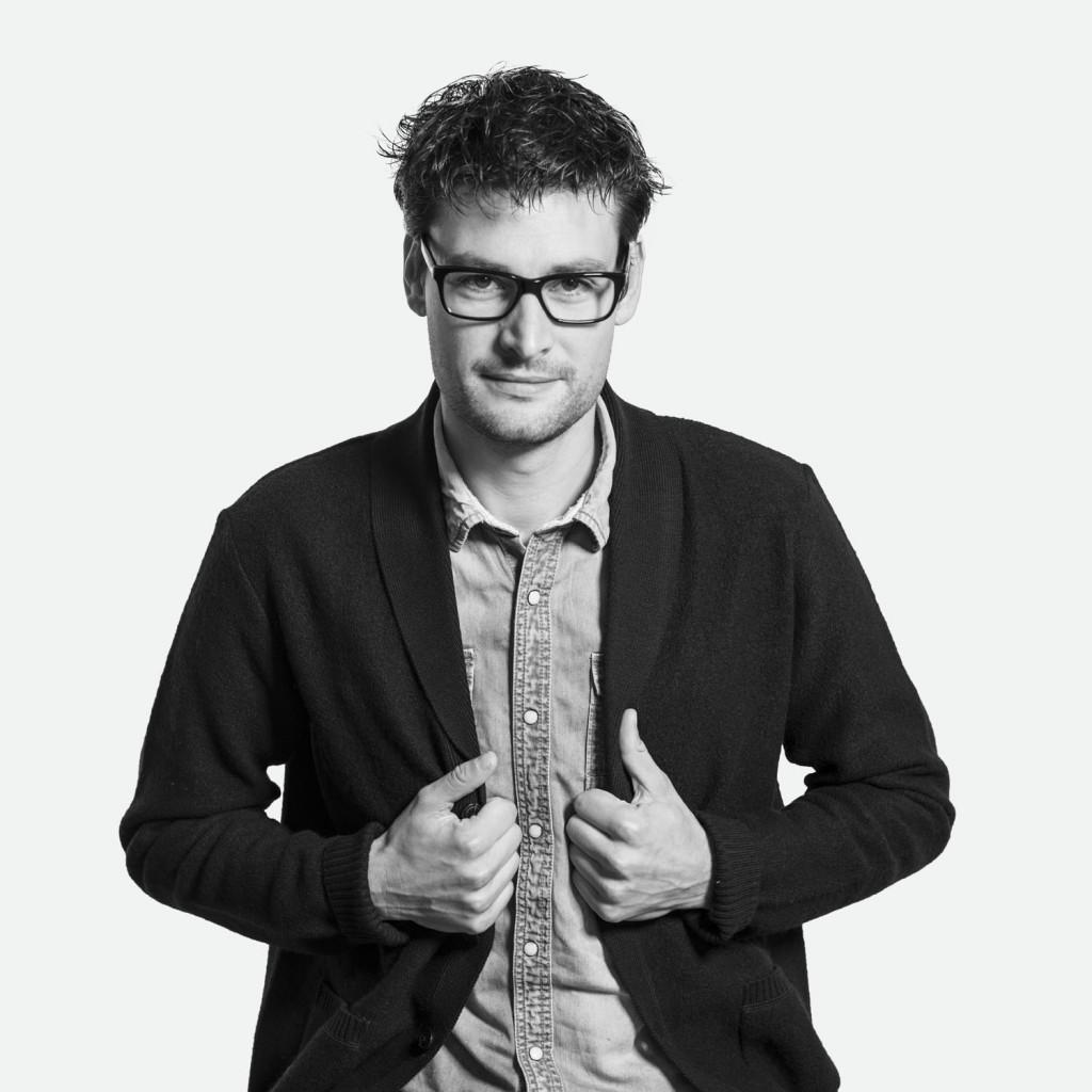 Auke Molendijk, usability expert en oprichter van Usably